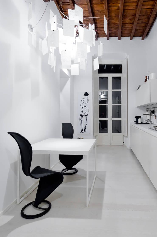 cucina: Cucina in stile  di Comoglio Architetti
