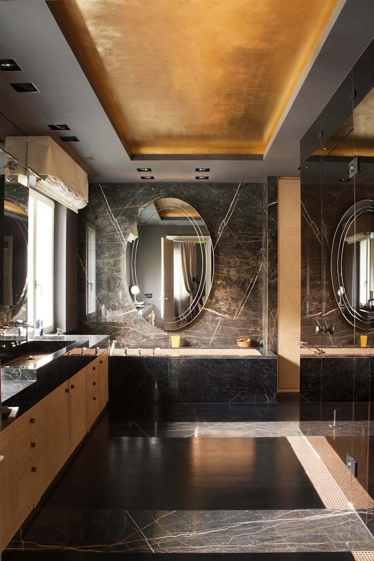 Baños de estilo  por Davide Rizzo