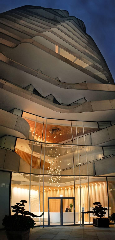 Casas de estilo moderno por Davide Rizzo