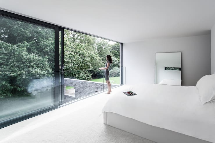 AR Design Studio- Abbots Way: modern Bedroom by AR Design Studio