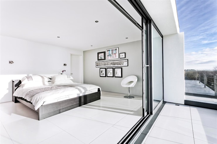 AR Design Studio- Lighthouse 65: modern Bedroom by AR Design Studio