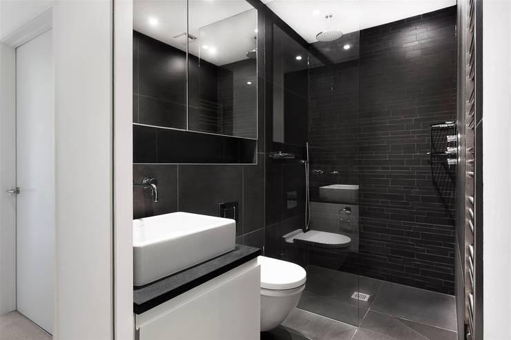 Baños de estilo  por AR Design Studio