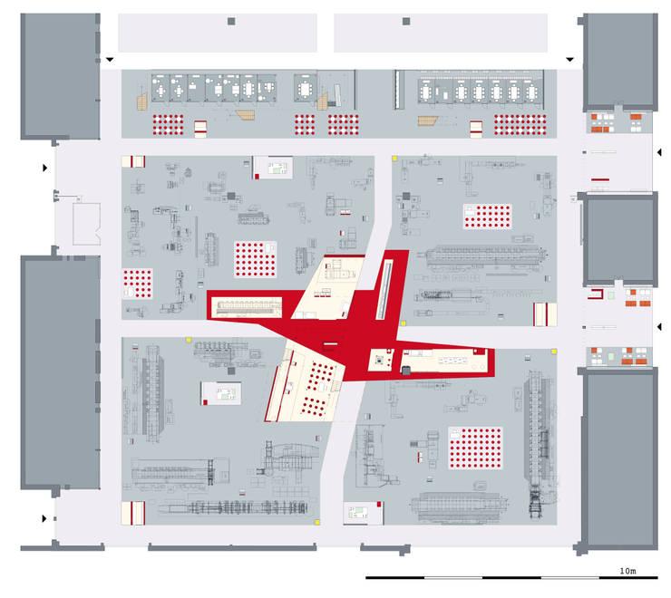 Messeauftritt der Heidelberger Druckmaschinen AG in Birmingham:   von stengele+cie.,