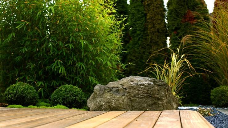 Jardin Zen: Terrasse de style  par Art Bor Concept