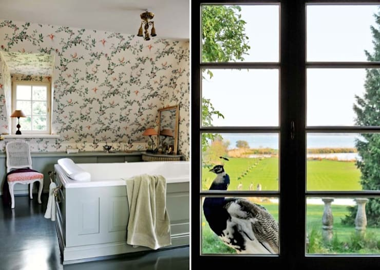 Bathroom by THORA TOWN & COUNTRY