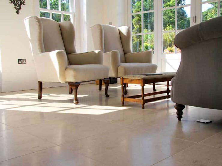 Walls & flooring by DT Stone Ltd