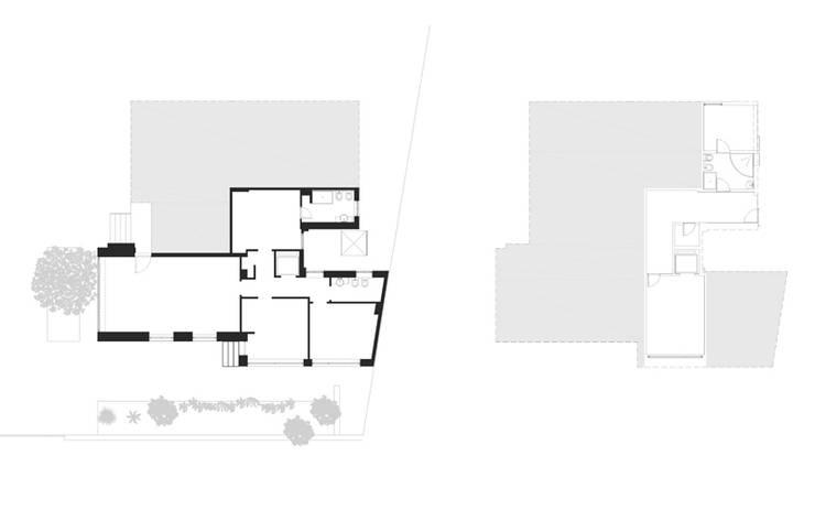 Casas de estilo  por Arch. Nunzio Gabriele Sciveres
