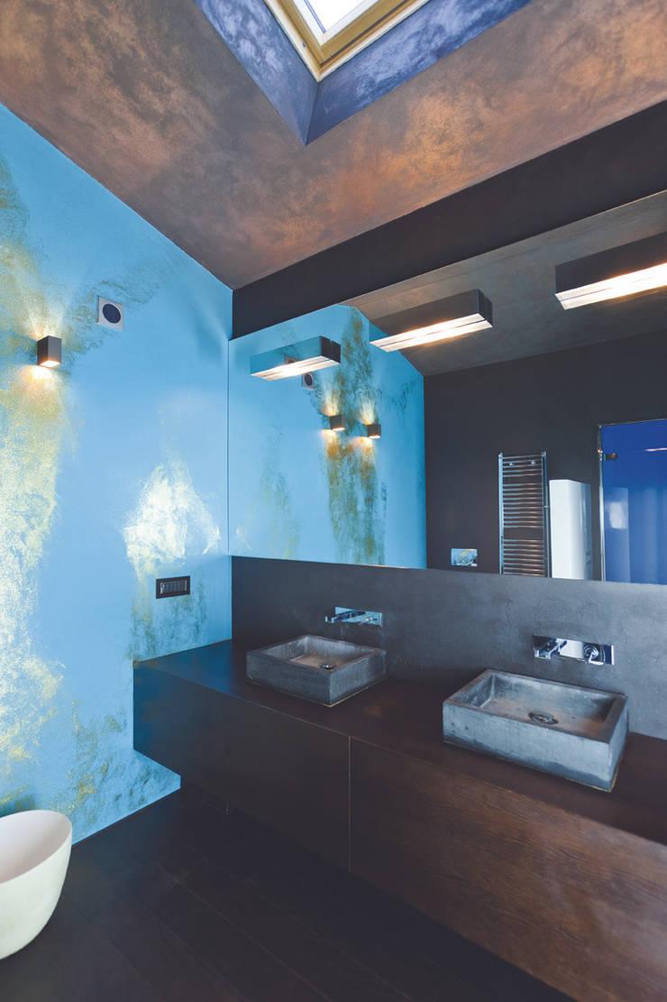 Baños de estilo  por Enrico Muscioni Architect