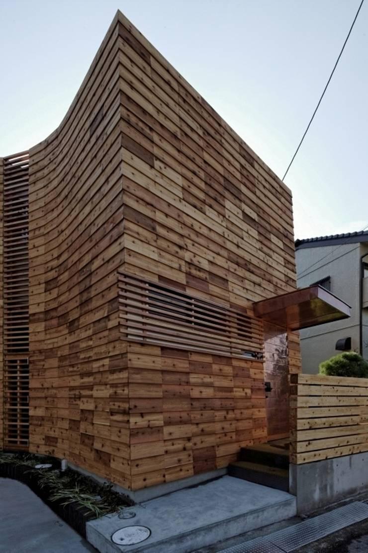 ヤネウラウラ: eu建築設計が手掛けた家です。