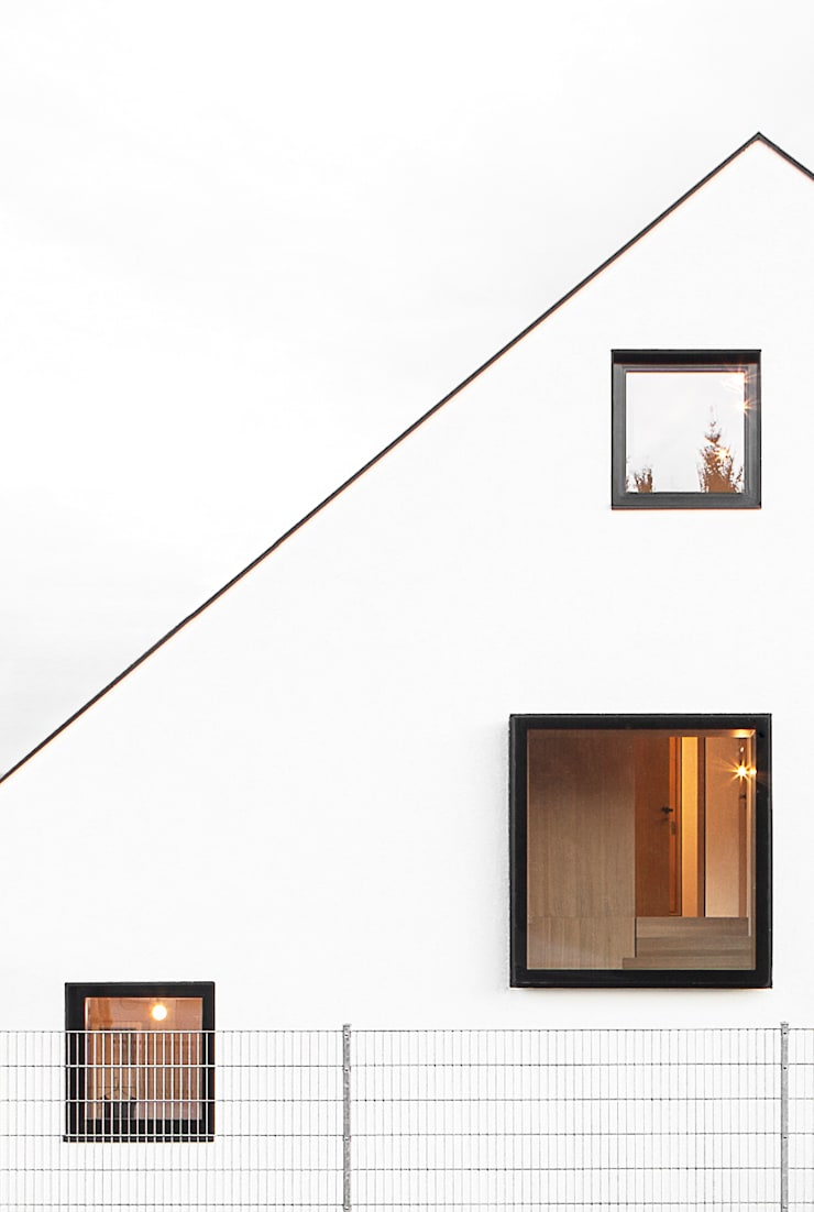 Jardines de estilo  de FORMAT ELF ARCHITEKTEN, Moderno