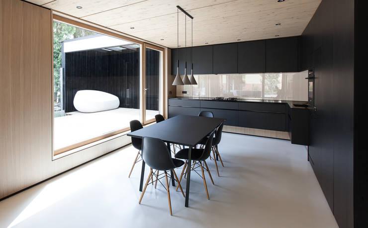 Comedores de estilo  por FORMAT ELF ARCHITEKTEN, Moderno