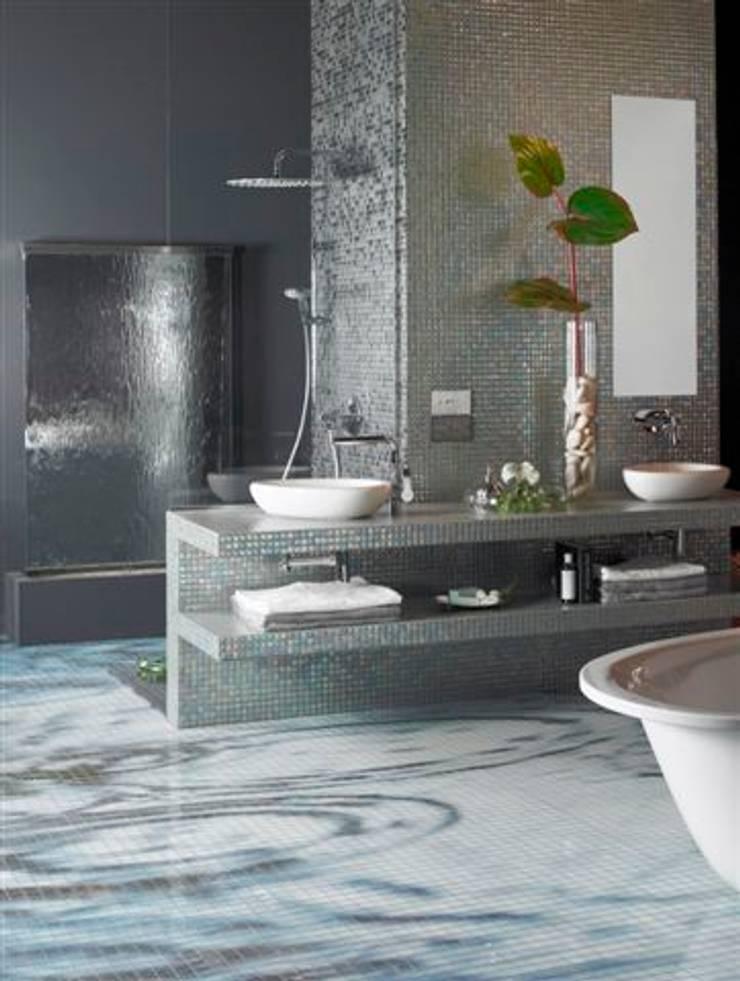 Casas de banho  por BARASONA Diseño y Comunicacion