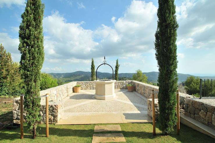 HS: Jardines de estilo mediterráneo de Fincas Cassiopea Group
