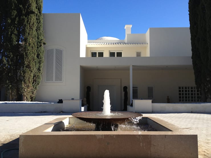 GW: Casas de estilo  de Fincas Cassiopea Group