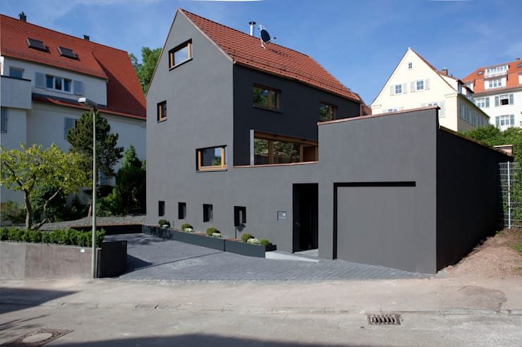 modern Houses by Holzerarchitekten