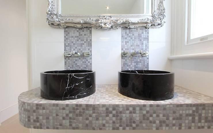 Brunswick Terrace:  Bathroom by Parker bathrooms & Kitchens
