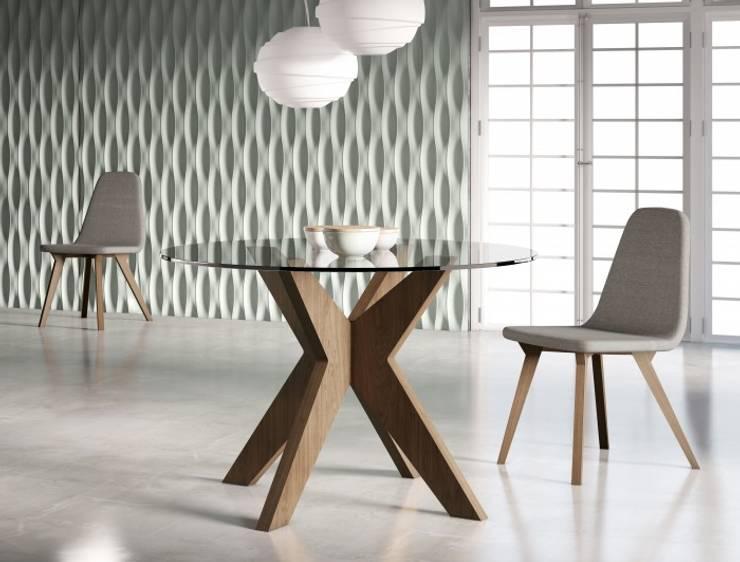Comedores de estilo minimalista por Gallega Design