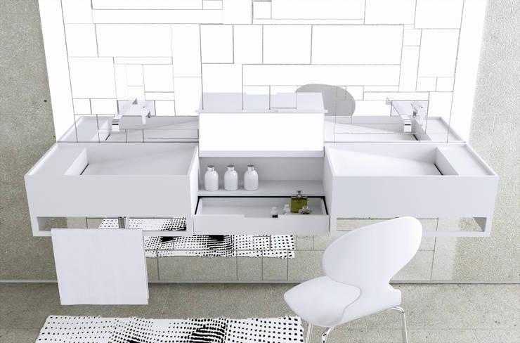 Baños de estilo  de Architettura & Servizi