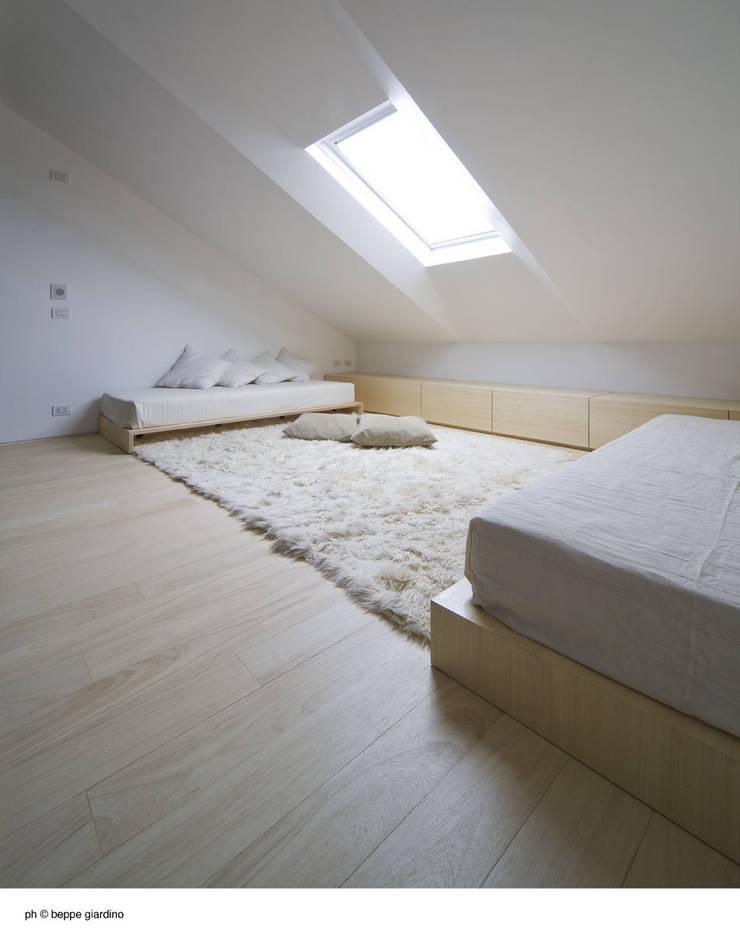 raimondo guidacci:  tarz Yatak Odası