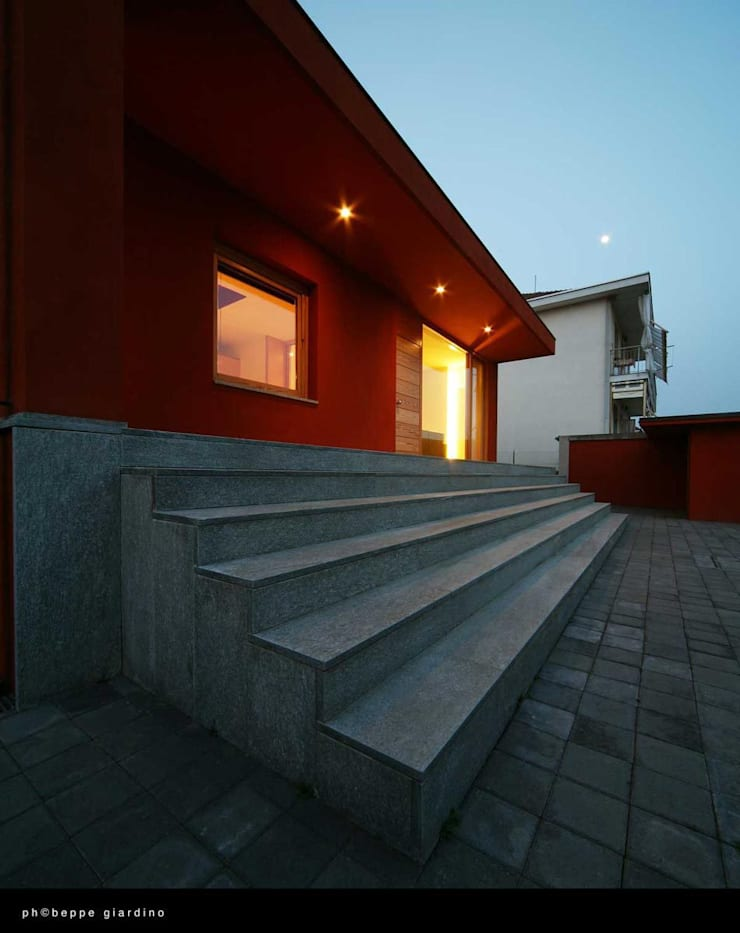 Casas de estilo  por raimondo guidacci