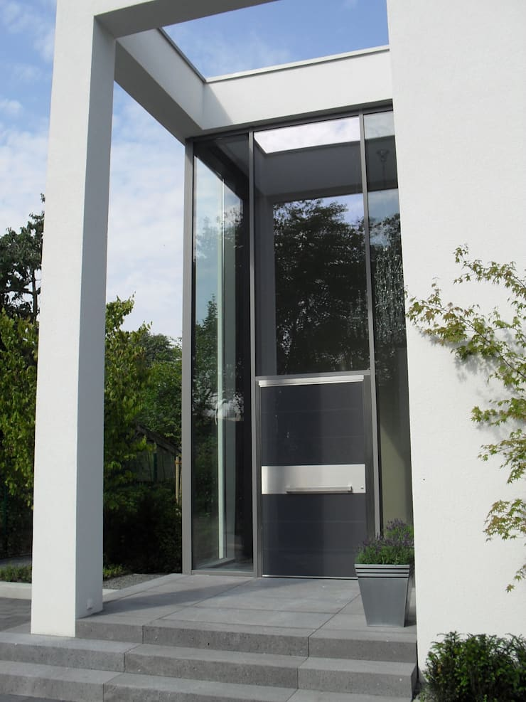 Architekturbüro Sauer-Scholta의  주택, 미니멀