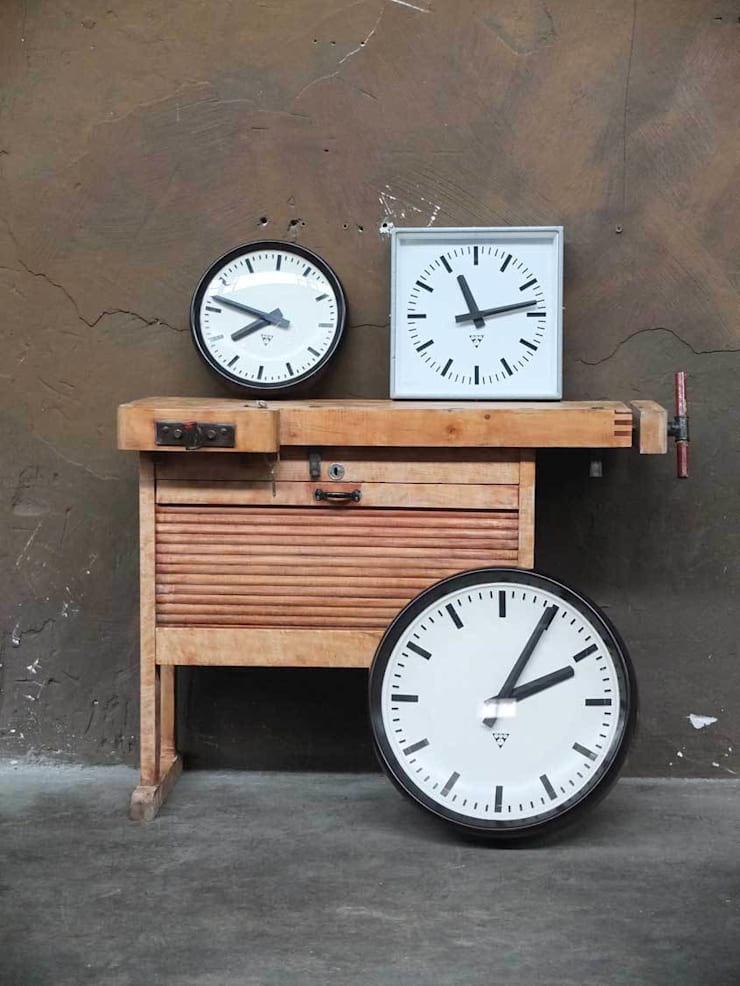 Rock around the clock...:  Flur & Diele von works berlin,Industrial