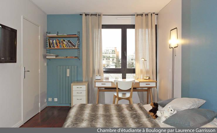 Dormitorios de estilo  por La Decorruptible