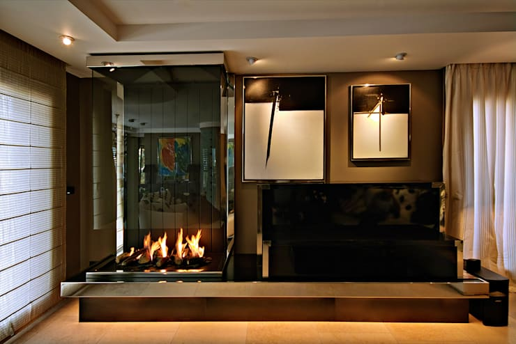 Livings de estilo  por Bloch Design