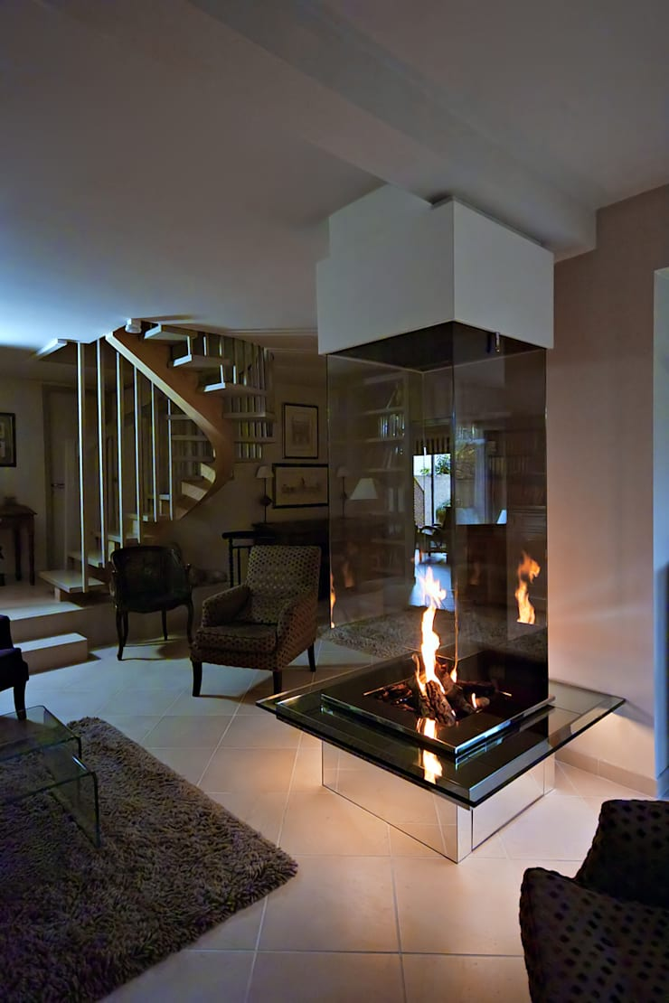 Bloch Design:  tarz Oturma Odası