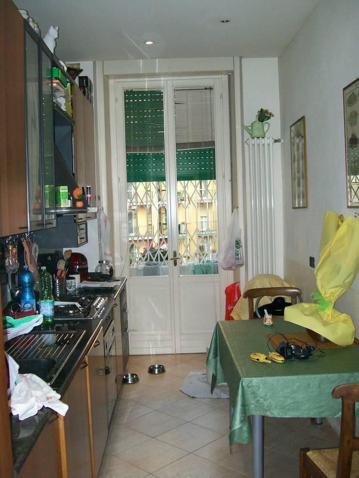 Kitchen by Giussani Patrizia