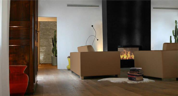 modern Living room by Filippo Coltro architetto