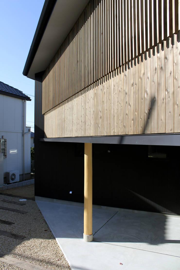 竹元の家: 秀田建築設計事務所が手掛けた家です。