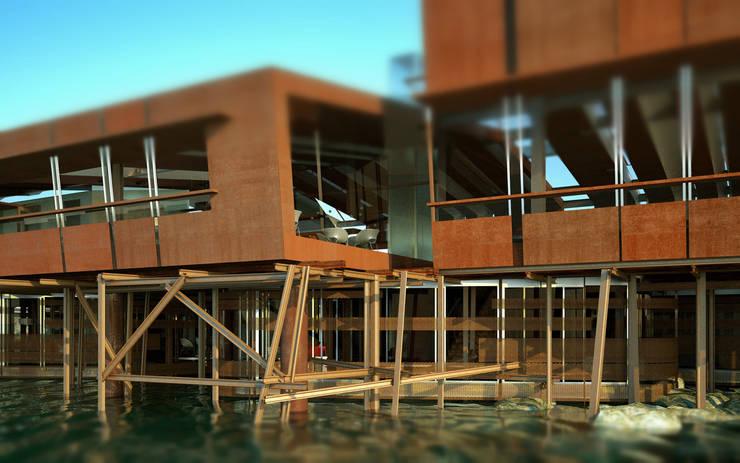 nuovo rockisland:  in stile  di fabio ferrini architetto