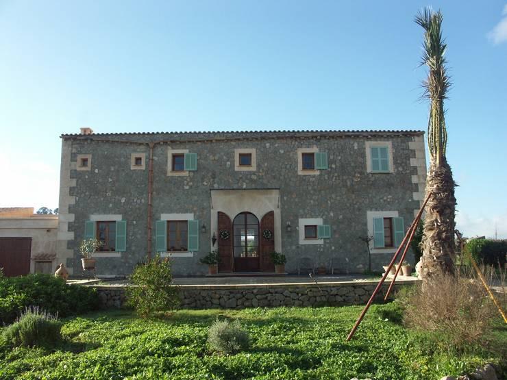 AF: Casas de estilo  de Fincas Cassiopea Group