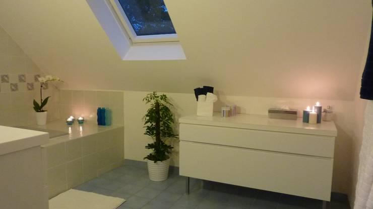 Baños de estilo  por Eclat d'Ambiance