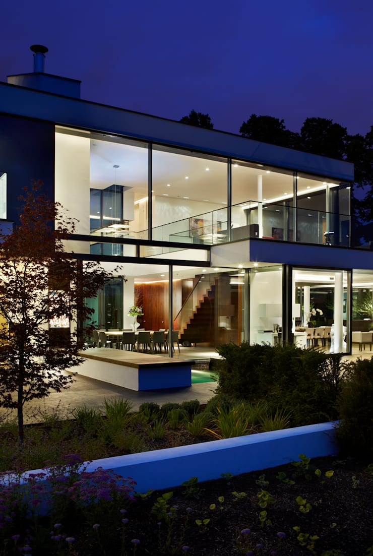 Berkshire: modern Houses by Gregory Phillips Architects