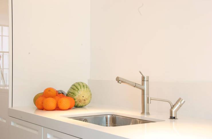 Cozinha  por Gregory Phillips Architects