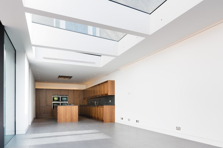 Carlton Hill, London :  Kitchen by Gregory Phillips Architects