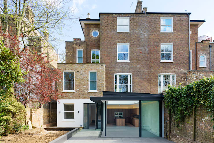 Carlton Hill, London :  Houses by Gregory Phillips Architects