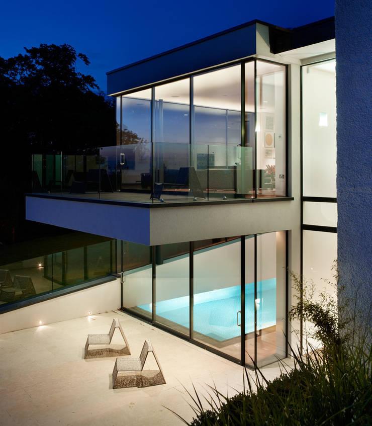 Casas  por Gregory Phillips Architects
