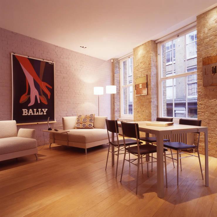 Shoreditch Comedores de estilo clásico de Gregory Phillips Architects Clásico