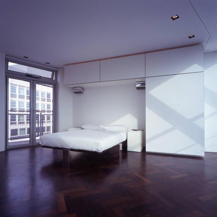 Shoreditch Dormitorios de estilo moderno de Gregory Phillips Architects Moderno