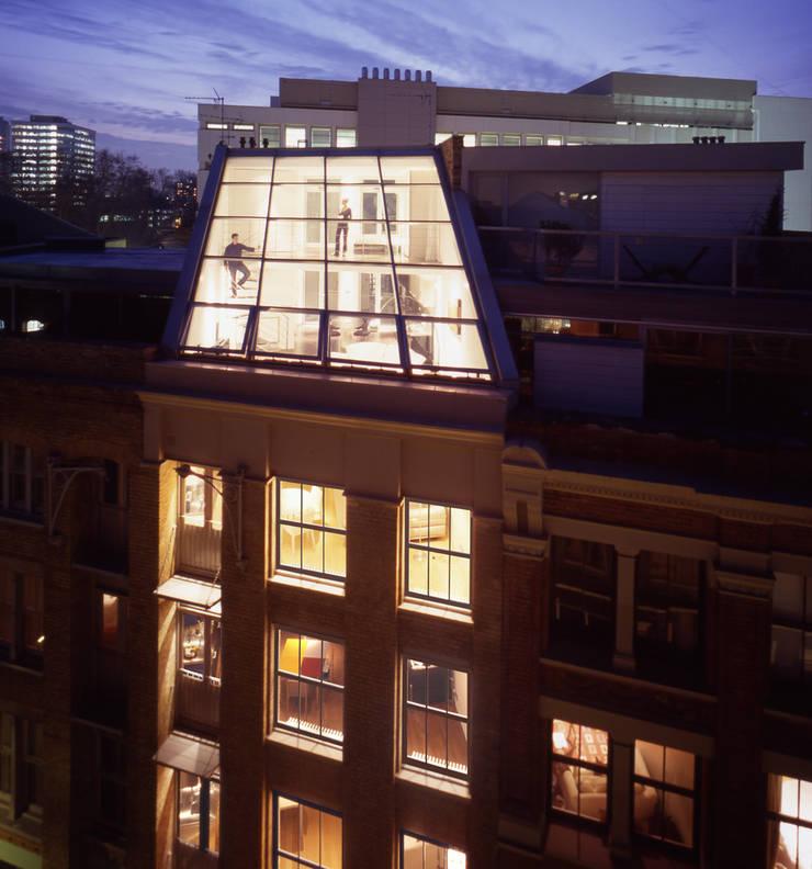Shoreditch Casas de estilo moderno de Gregory Phillips Architects Moderno