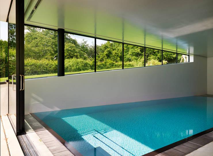 Piscinas  por Gregory Phillips Architects