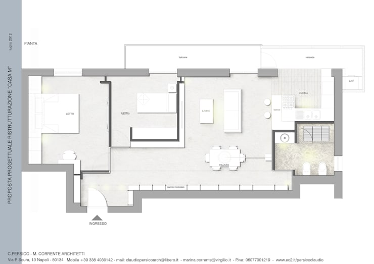 Casas  por studioLO architetti