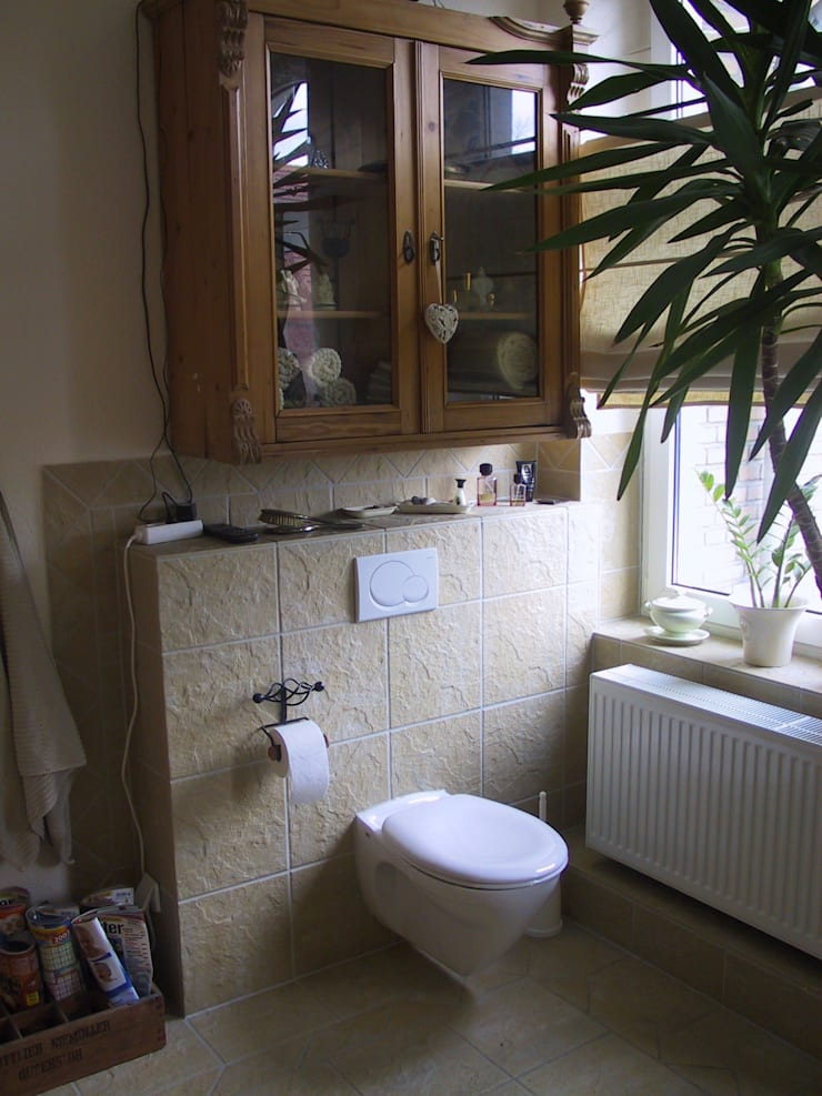 B a r b a r a V o l m e r Interieur Design의  욕실, 컨트리