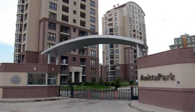 Nhà theo Nurettin Üçok İnşaat, Hiện đại