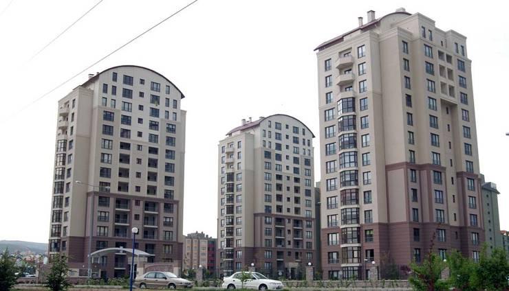 Houses by Nurettin Üçok İnşaat,