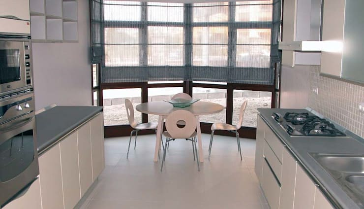 Nurettin Üçok İnşaat – Anittapark:  tarz Mutfak