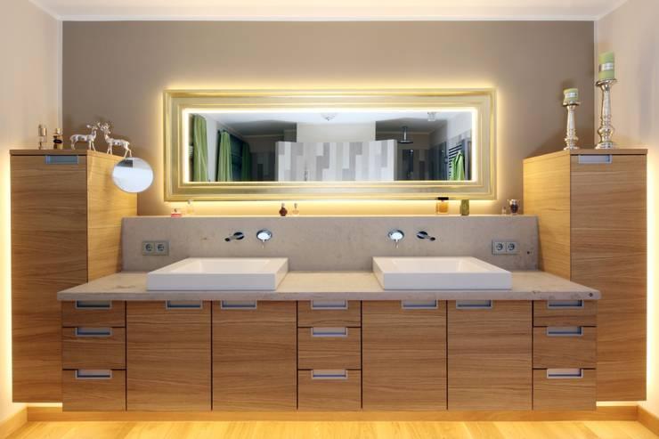 ASEwohnkulturが手掛けた浴室